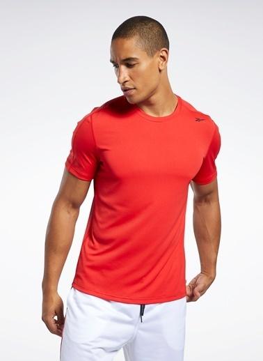 Reebok Reebok Fp9094 Wor Comm Ss Tech Tee T-Shirt Kırmızı